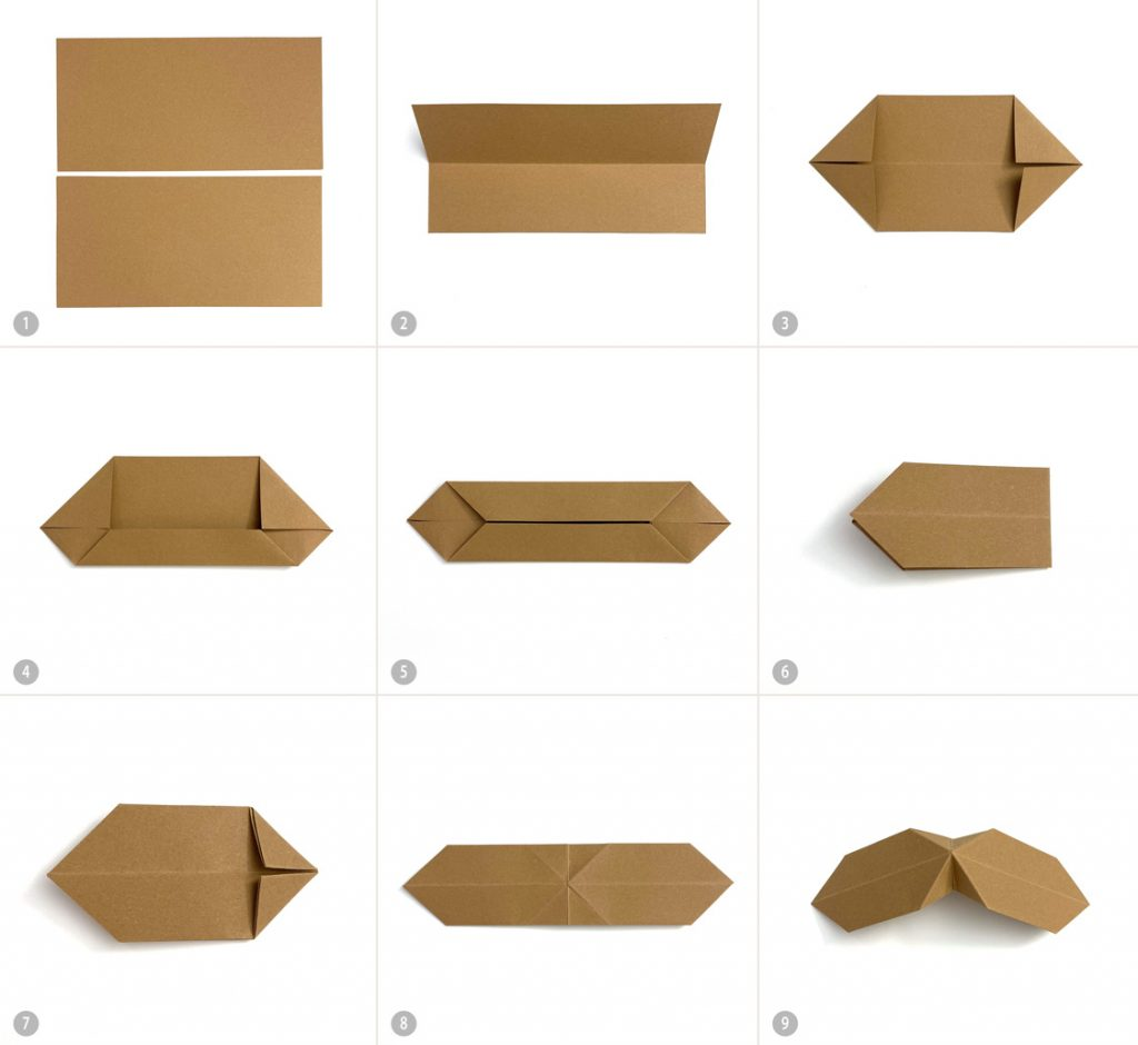 Origamischleife - Origamischleifen_Anleitung_01