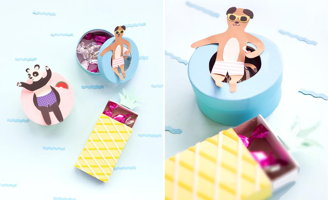 Pappboxen-Schwimmreifen - schwimmreifentiere_blog